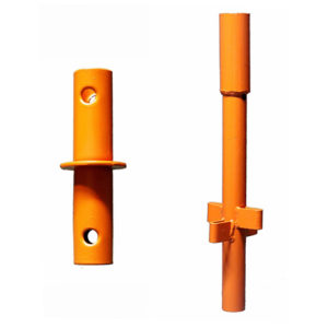 Connector with Holes Kwikstage Scaffolding